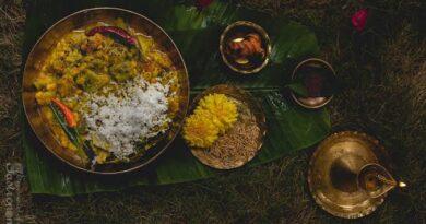 গারু সংক্রান্তী : 'আশ্বিনের ভাত কার্তিকে খায়'